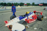 Indy Lights and Formula Atlantic Test Day Mid-Ohio