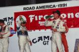 Firestone Firehawk Endurance Championship Road America Winner's Circle