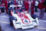 Al Unser's Parnelli Indy Car