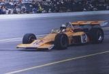 Gulf McLaren Indy Car