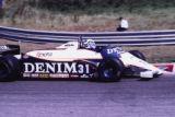 Beppe Gabbiani in the Dutch Grand Prix