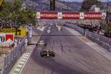 Australian Grand Prix Parade Lap