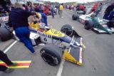 Australian Grand Prix Pit Lane