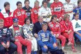 Australian Grand Prix Driver's Photograph