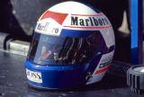Alain Prost Helmet