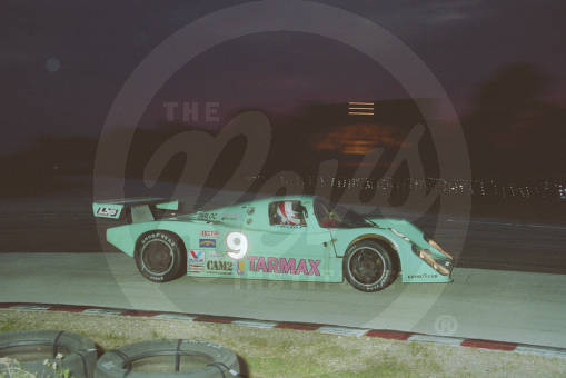 March 16-19, 1988 No 9 - Charles Morgan/Tom Hessert Spice-Buick SE88P entered by Essex Racing - finished 9th overall and 2nd IMSA Lights class