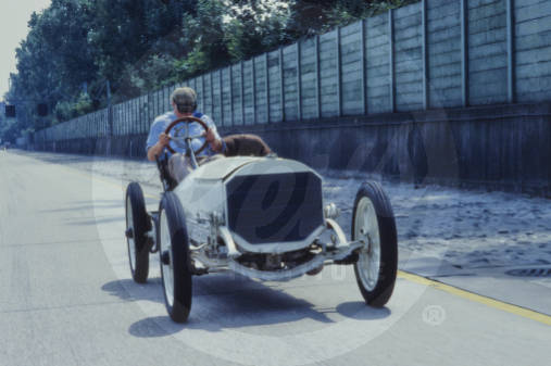1906 Mercedes 120 hp Grand Prix race car with Maybach engine