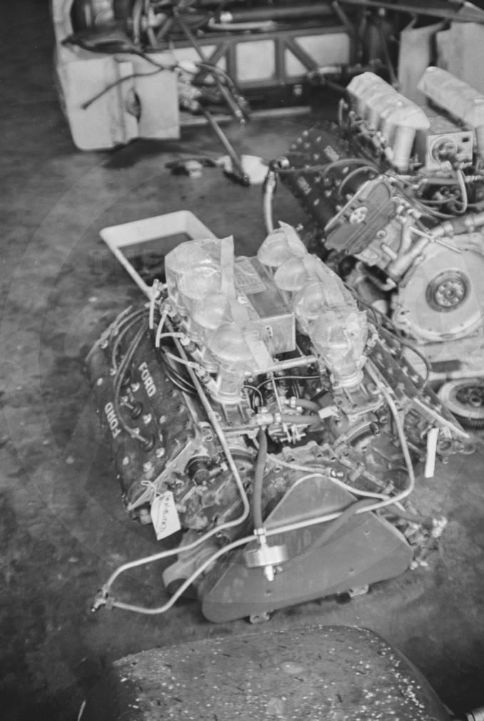 Ford DFL V8 engines, endurance variants of the DFV.